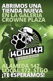 Tienda Crowne Plaza