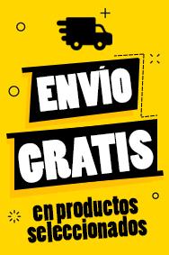 Envio gratis en productos seleccionados