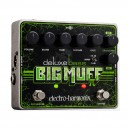 Electro Harmonix Deluxe Bass Big Muff Pi Distortion / Sustainer