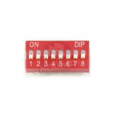 Dip Switch ON-OFF