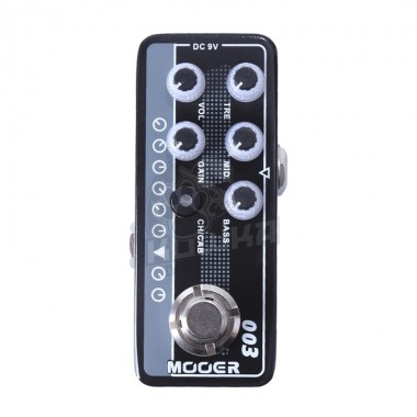 Mooer Micro Preamp 003 Power Zone