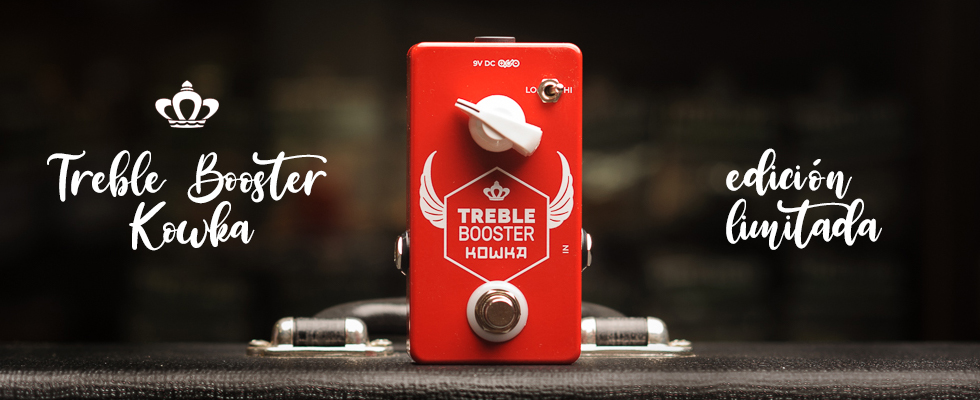 Kowka Treble Booster
